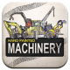 Hand Painted - Machinery Icon